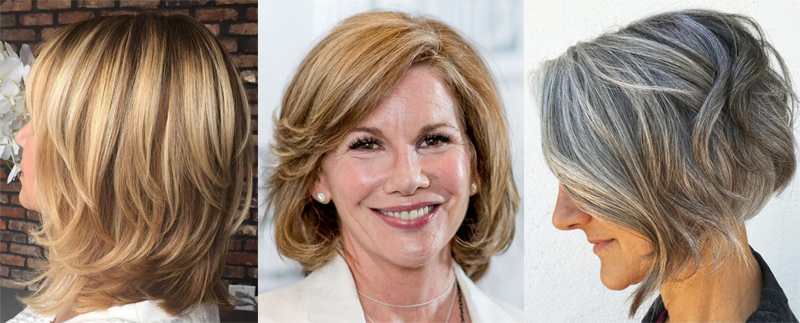 21 Best Hairstyles For Women Over 50 Colorli Com