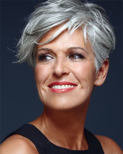 23 Great Short Haircuts For Women Over 50 Page 2 Colorli