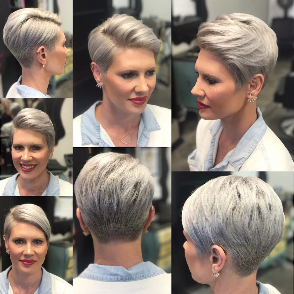 Best Short Hairstyles For Women Over 40