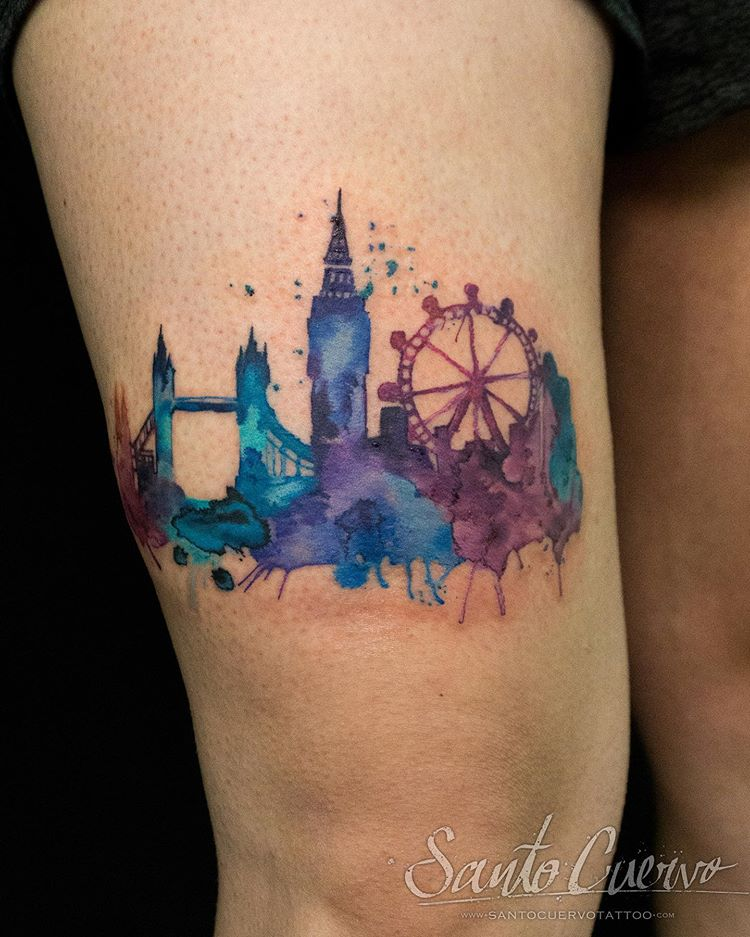London Inspired Tattoos And Where To Get Them Pro Tips